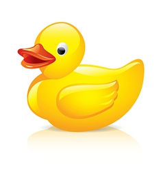 Object rubber duck vector