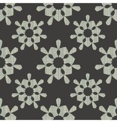Geometric ornament seamless vector