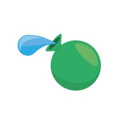 April fools day balloon vector