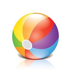 Children ball vector