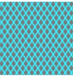 Colored Hypnotic Background Seamless Pattern vector image