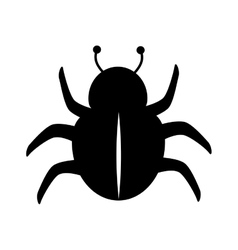 Bettle scarab insect vector