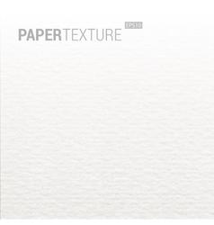 Gradation Realistic White Paper Texture vector image