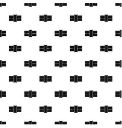 Road pattern vector