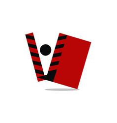 Studio movie service vector