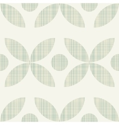 Geometric ornament seamless vector