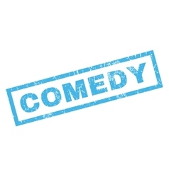 Comedy rubber stamp vector