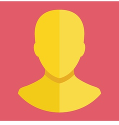 Avatar Profile Account Icon vector image
