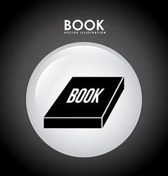 book design vector image
