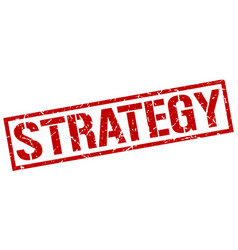 Strategy stamp vector