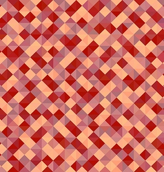 Seamless pattern background red vector image
