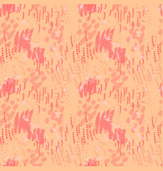 Memphis abstract seamless pattern vector