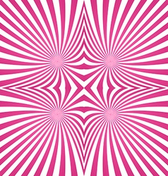 Pink seamless whirl pattern background vector