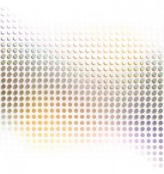 circles band vector image vector image