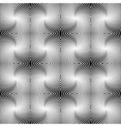 Design seamless uncolored stripe diagonal pattern vector image
