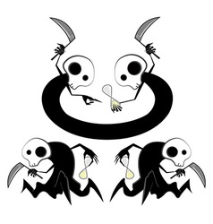 Set of reapers vector