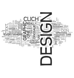 What s a design dinosaur text word cloud concept vector