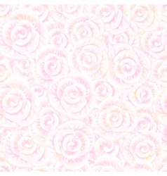 Seamless Roses Pattern EPS10 vector image vector image