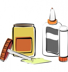 Glues vector