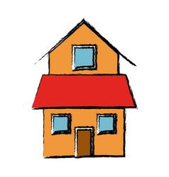 House home ecology energy environment concept vector