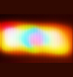 Red pink green blue brown abstract with light vector