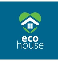 Logo house vector