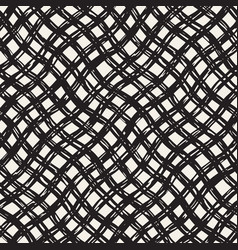 Hand drawn seamless pattern allover pattern with vector