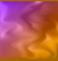 Mesh-blur-violet-yellow vector