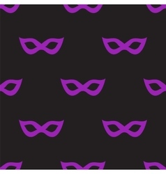 Background with masks seamless pattern vector