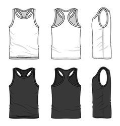 Clothing set vector