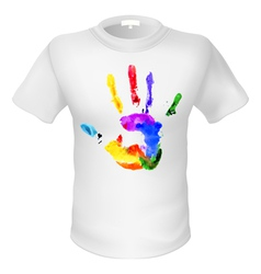 Fashion tshirt vector image