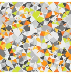 Colorful geometric pattern vector