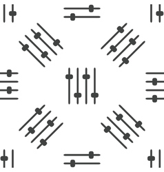 Faders pattern vector