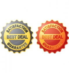 best deal icon vector image