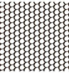 Fish skin repetition texture modern scale stylish vector