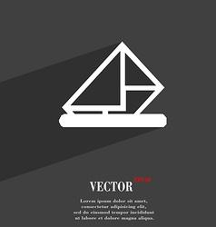 letter envelope mail icon symbol Flat modern web vector image