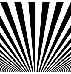 Striped poster background vector