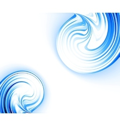 blue color pattern vector image vector image