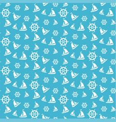 Sea pattern vector