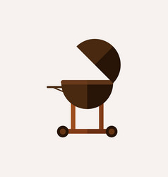 Barbeque icon vector