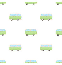 Green bushippy single icon in cartoon style vector