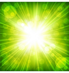 sub soarkled vector image vector image