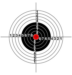 Illustration of a target symbol vector