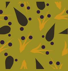 Bright abstract pattern vector