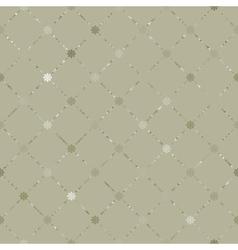 vintage dot pattern vector image vector image