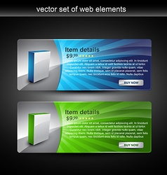 Product display vector