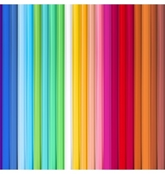 Colorful background with crayons eps 10 vector
