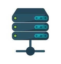 Data server technology system vector