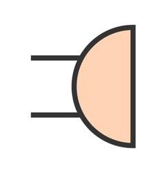 Buzzer vector