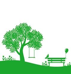 outdoor vector image